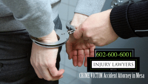Crime victim attorney in Mesa