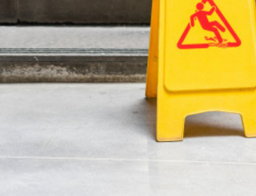 The Unexpected Hazards of a Slip and Fall Case near Mesa