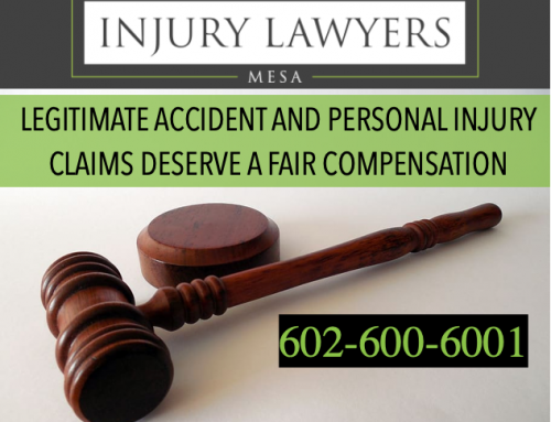 Why You Shouldn't Feel Guilty About Pursuing a Personal Injury Case