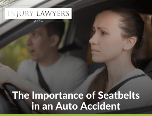 The Importance of Seatbelts in an Auto Accident