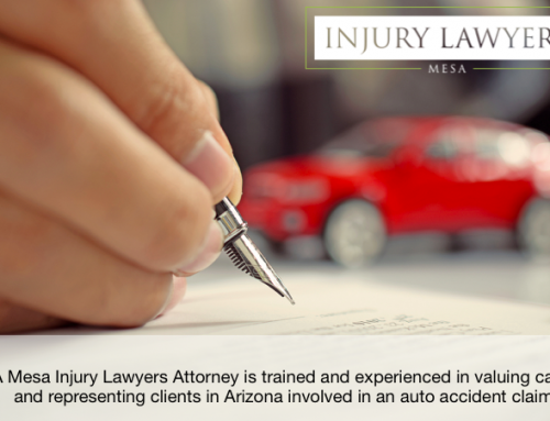 How a Chandler Auto Accident Attorney Can Help the Value of Your Claim?