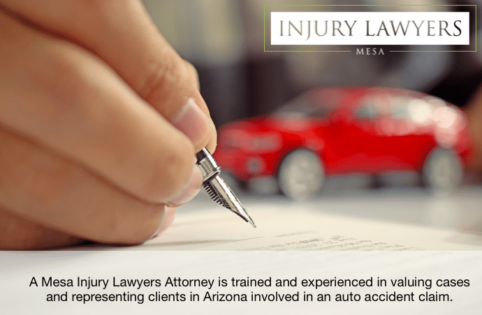 Auto accident injury claim attorney blog