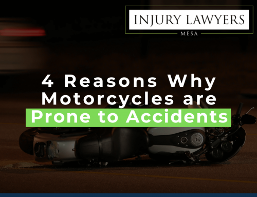 4 Reasons Why Motorcycles are Prone to Accidents