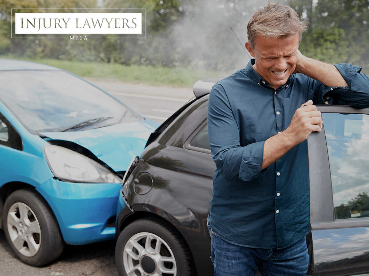 Man Suffering From Personal Injury After A Car Accident In Arizona
