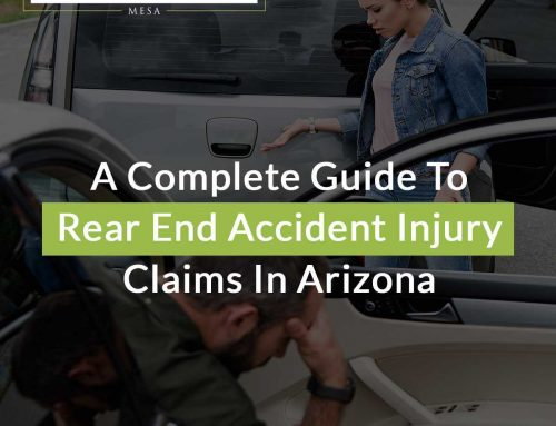 A Complete Guide To Rear End Accident Injury Claims In Arizona