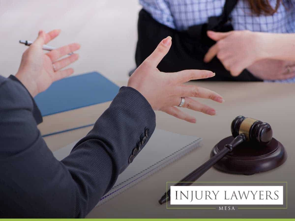 Expert Mesa Injury Attorney Discussing The Tax Liability That Accompanies Personal Injury Settlements