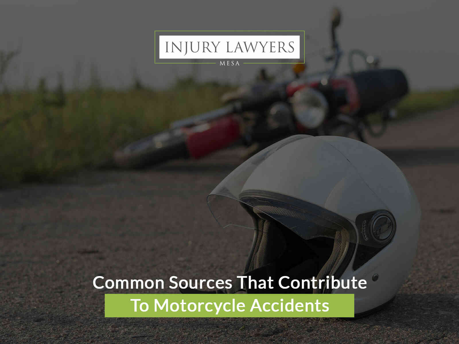Common Sources That Contribute To Motorcycle Accidents