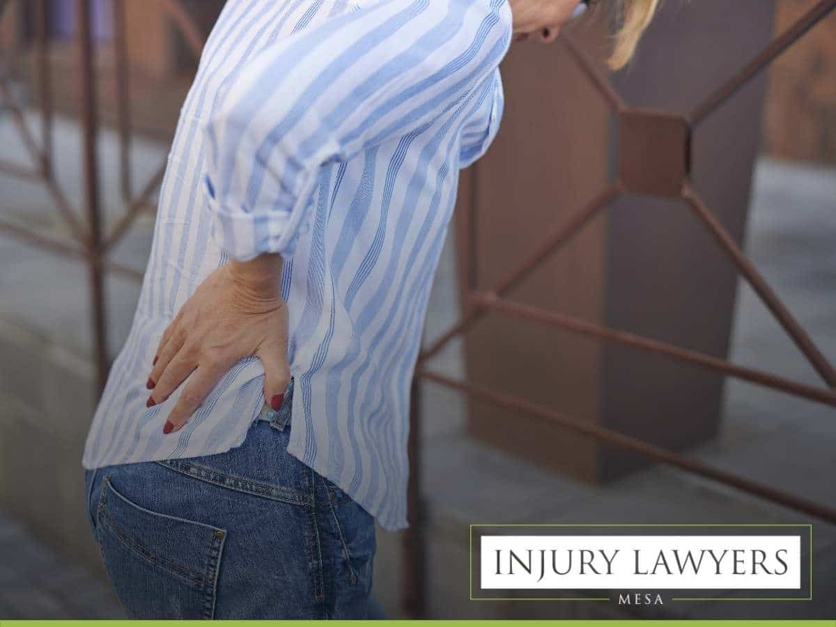 Common Back Injuries You Can Get In An Arizona Car Accident